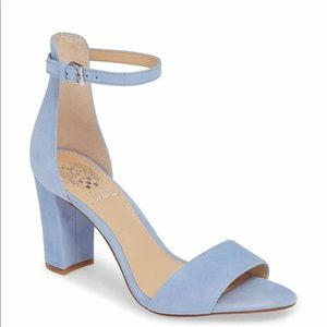 NWT Vince Camuto Corlina Ankle Strap Sandal